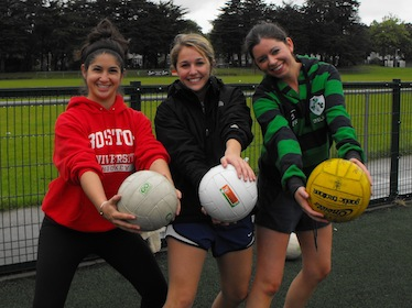 Sports groups just love Experience Gaelic Games