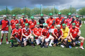 Great Stag party activity Hurling
