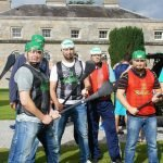 Corporate Team Building, Czech Group At Carton House